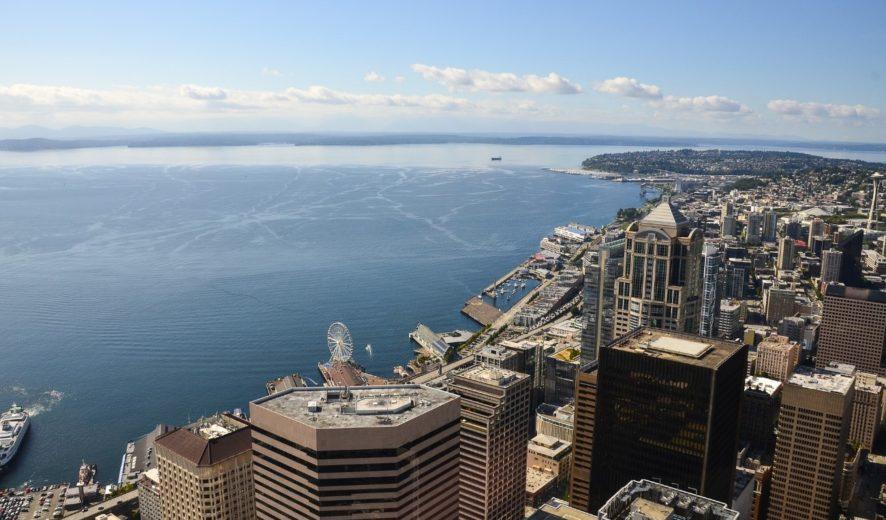 Seattle's Growing Population Hits Milestones